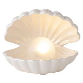 Francfranc - シェル ランプ  Francfranc ホワイト 新品未使用