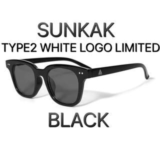 Supreme - 黒 SUNKAK サンカク TYPE2 WHITE LOGO LIMITED