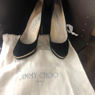 ジミーチュウ(JIMMY CHOO)のジミーチュウ ハイヒール ブラック (ハイヒール/パンプス)