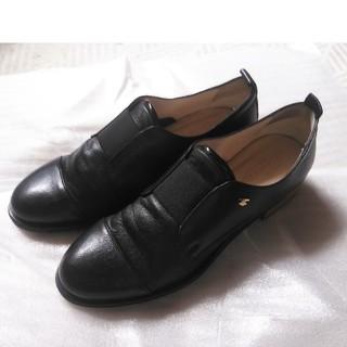 トゥモローランド(TOMORROWLAND)の定価34800円 FIORAGElO 上質レザーシューズ(ローファー/革靴)