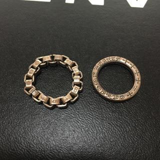 クロムハーツ(Chrome Hearts)のクロムハーツ リング セット(リング(指輪))