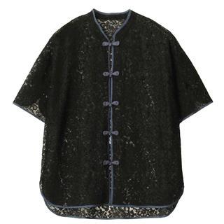 パメオポーズ(PAMEO POSE)のMacau Lace Top パメオポーズ (シャツ/ブラウス(半袖/袖なし))