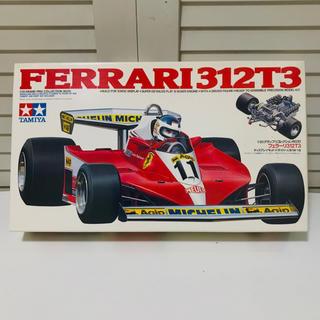 フェラーリ(Ferrari)のタミヤ模型 フェラーリ312T3 1/20 ferarri プラモデル(模型/プラモデル)