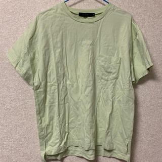レイジブルー(RAGEBLUE)のライム グリーン 緑 カットソー(Tシャツ/カットソー(半袖/袖なし))
