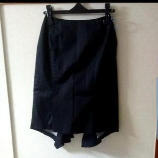 マメ(mame)のAKIKO OGAWA膝丈タイトスカート(ひざ丈スカート)