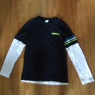 アディダス(adidas)のadidas長そでTシャツ(Tシャツ/カットソー(七分/長袖))