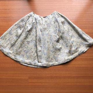 マルティニークルコント(martinique Le Conte)のフレアスカート(ひざ丈スカート)