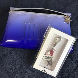 ディオール(Dior)のDior ポーチ+キーホルダー(その他)