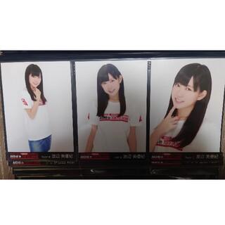 エヌエムビーフォーティーエイト(NMB48)の【新品】渡辺美優紀 生写真(アイドルグッズ)