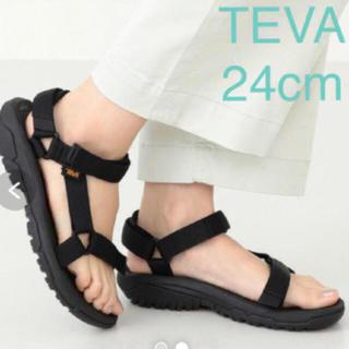 テバ(Teva)の大流行 テバハリケーン2 ウィメンズ 24cm(サンダル)
