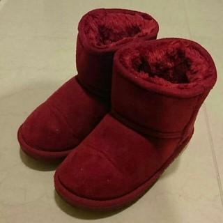 アンパサンド(ampersand)のアンパサンド ブーツ  18センチ(ブーツ)