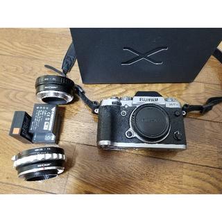 富士フイルム - FUJIFILM X-T1 Graphite Silver Edition