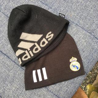 adidas - ニット帽
