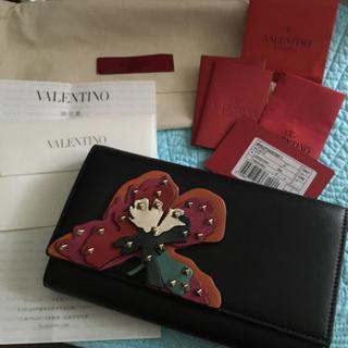 ヴァレンティノガラヴァーニ(valentino garavani)のバレンチノ スタッズ 財布 (財布)