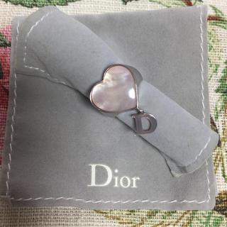 ディオール(Dior)のDior ディオール ハートモチーフ 9号 リング(リング(指輪))
