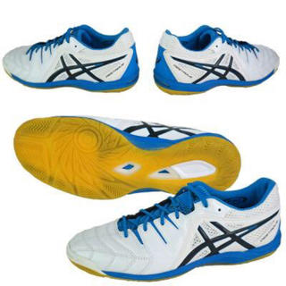 asics - 新品 デスタッキ6k 26.5 フットサル アシックス イニエスタ ブルー