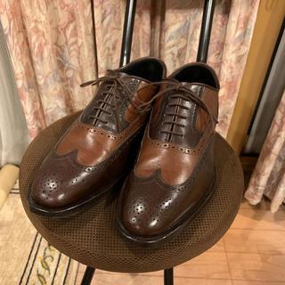 Johnston&Murphy Crown Aristocraft 革靴 コンビ(ドレス/ビジネス)