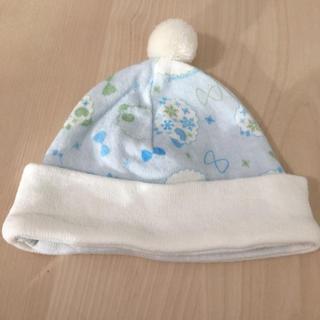 赤ちゃん 帽子 秋冬春
