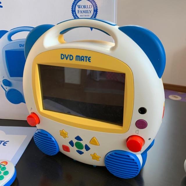 Disney(ディズニー)のDVDプレイヤー スマホ/家電/カメラのテレビ/映像機器(DVDプレーヤー)の商品写真