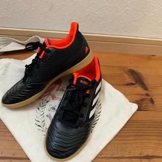 アディダス(adidas)のadidas室内シューズ22.5(スクールシューズ/上履き)