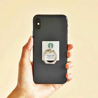 スターバックスコーヒー(Starbucks Coffee)の韓国 スターバックス スマホリング(その他)