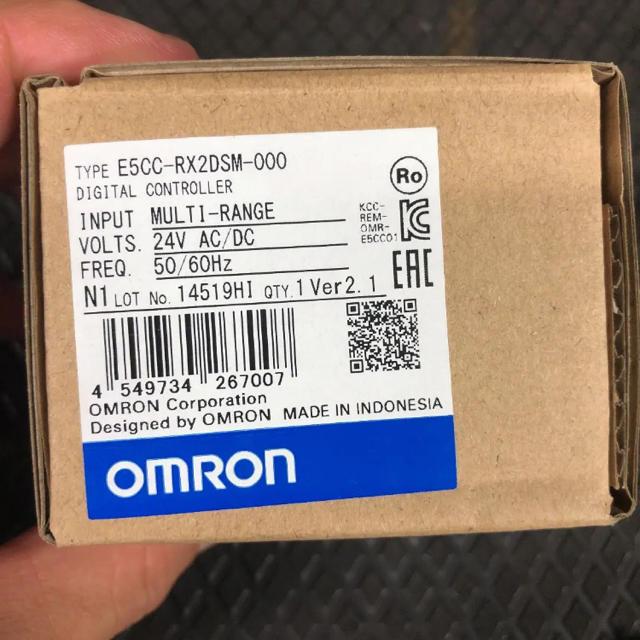 OMRON(オムロン)の新品 オムロンの温調器 その他のその他(その他)の商品写真