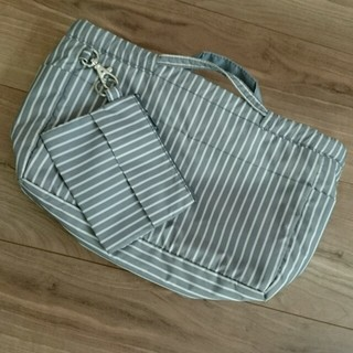 ムジルシリョウヒン(MUJI (無印良品))の無印良品 バッグインバッグ(ハンドバッグ)
