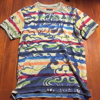 グリフィン(GRIFFIN)のgriffin グリフィン総柄Tシャツ(Tシャツ/カットソー(半袖/袖なし))