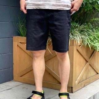 レイジブルー(RAGEBLUE)の新品 RAGEBLUE レイジブルー パンツ ショーツ L ブラック(ショートパンツ)