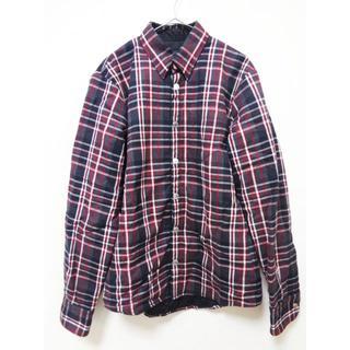 ディースクエアード(DSQUARED2)の★DSQUARED2★極美品 中綿 キルティング チェックシャツ 44(その他)