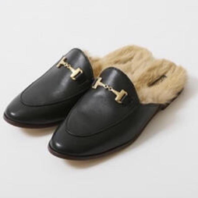 DEUXIEME CLASSE(ドゥーズィエムクラス)のドゥーズィエムクラス カミナンド ローファー  レディースの靴/シューズ(ローファー/革靴)の商品写真