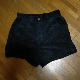GU - 黒ショートパンツ