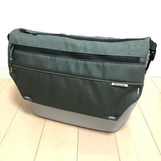 Kuuga様専用バンガード カメラバッグ シドニーII 27 グレー/グリーン(ケース/バッグ)