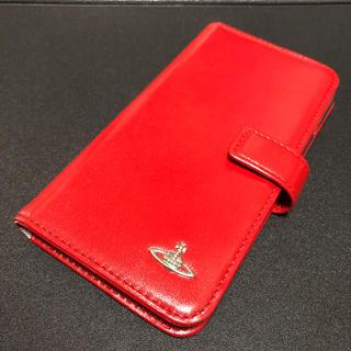 ヴィヴィアンウエストウッド(Vivienne Westwood)のiPhone7/8 plus 手帳型ケース(iPhoneケース)