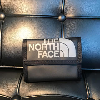 ザノースフェイス(THE NORTH FACE)のお値下げ底値:新品  ノースフェイス  お財布 2番目のお財布として最適(折り財布)