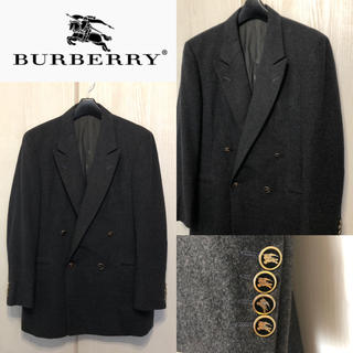 バーバリー(BURBERRY)の激安☆早い者勝ち☆バーバリー ウール ダブルジャケット(スーツジャケット)