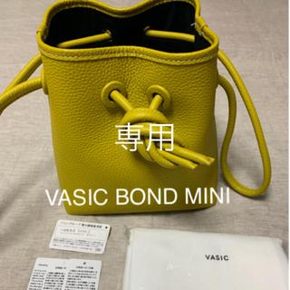 バーニーズニューヨーク(BARNEYS NEW YORK)の専用 VASIC BOND MINI(ハンドバッグ)