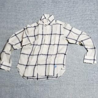 オーシバル(ORCIVAL)のハバーサック オーシバル麻長袖シャツ(シャツ/ブラウス(長袖/七分))