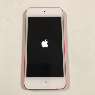 アイポッドタッチ(iPod touch)のApple iPod touch 16GB 第5世代 ピンク MGFY2J/A(ポータブルプレーヤー)
