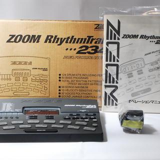 ズーム(Zoom)の★バンド感覚を堪能できる★zoom rhythm trak234♬★ (その他)