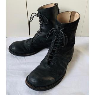 ザヴィリジアン(The Viridi-anne)のヴィリジアン ホース レザー ブーツ サイズ2(ブーツ)