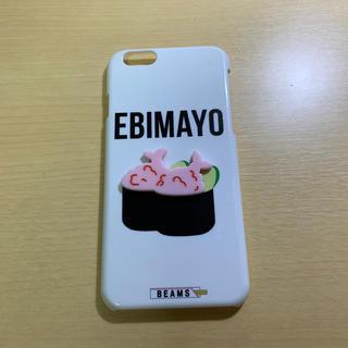 ビームス(BEAMS)のbeams ビームス iPhoneケース(iPhoneケース)