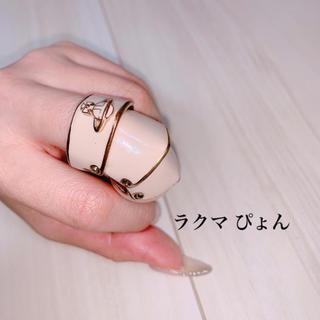 ヴィヴィアンウエストウッド(Vivienne Westwood)のviviennewestwood アーマーリング(リング(指輪))