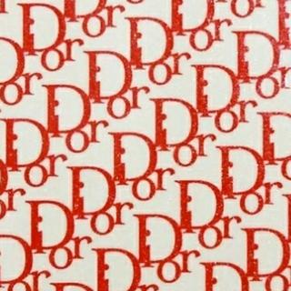 ディオール(Dior)のディオール トロッター ネイルシール 未使用 希少 非売品(ネイル用品)