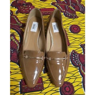 ルタロン(Le Talon)のLeTalonGRISE スクエアビットローファー(ローファー/革靴)