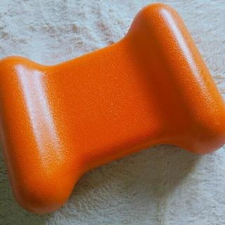 ニッセン(ニッセン)のえり様専用 簡単骨盤矯正イス オレンジ ダイエット(エクササイズ用品)