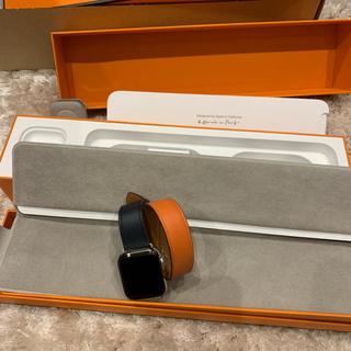 エルメス(Hermes)のApple Watch series4 HERMES 40mm エルメス(腕時計(デジタル))