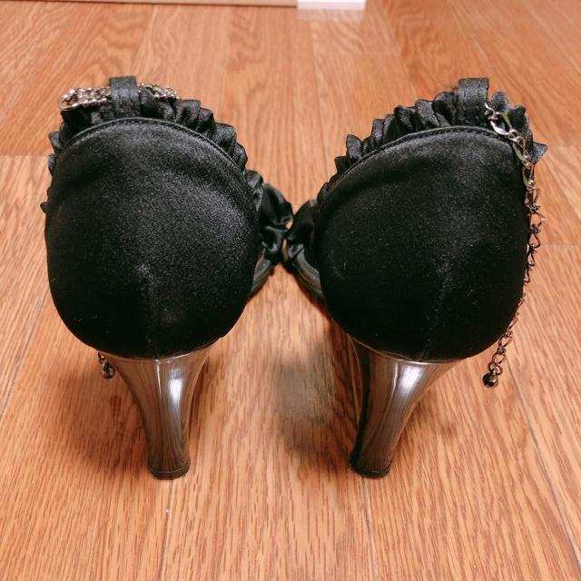 GRACE CONTINENTAL(グレースコンチネンタル)のパンプス*グレースコンチネンタル【美品】 レディースの靴/シューズ(ハイヒール/パンプス)の商品写真