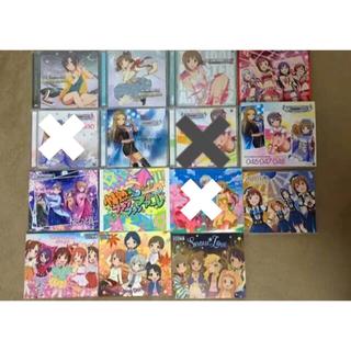 コロンビア(Columbia)のアイドルマスター CD まとめ売り(アニメ)