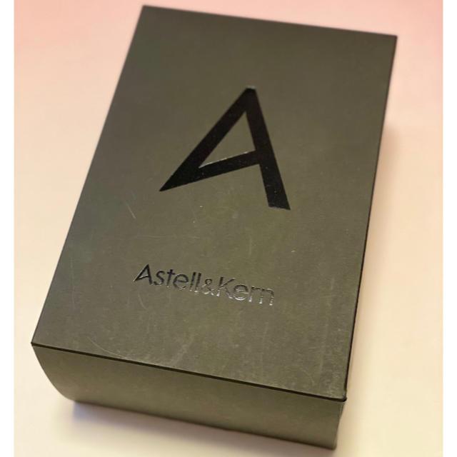iriver(アイリバー)のAstell&Kern AK-SP1000-OB Onyx Black スマホ/家電/カメラのオーディオ機器(ポータブルプレーヤー)の商品写真